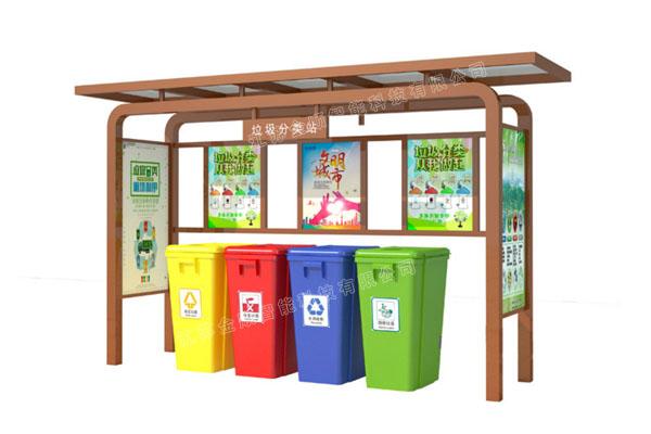 垃圾分类亭在城市垃圾分类中有哪些作用?